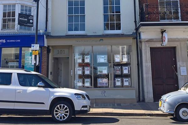 New Forest Cottages office in Lymington Hampshire