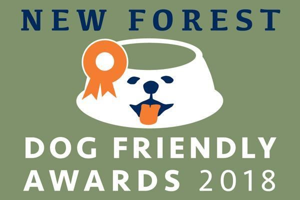 New Forest Dog Friendly Awards 2018, sponsored by New Forest Tax Accountants
