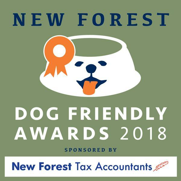 New Forest Dog Friendly Awards sponsored by New Forest Tax Accountants