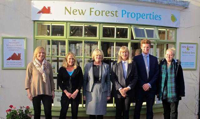 The Property Management and Letting Company Brockenhurst