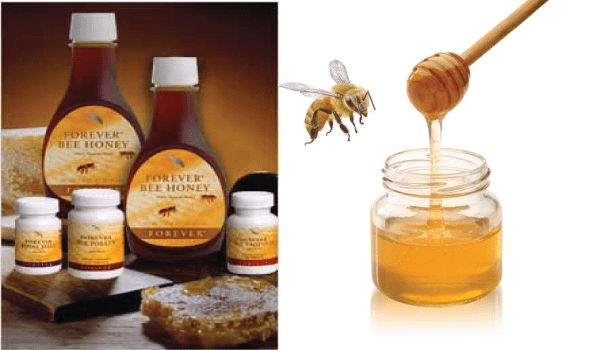 Forever Living honey products