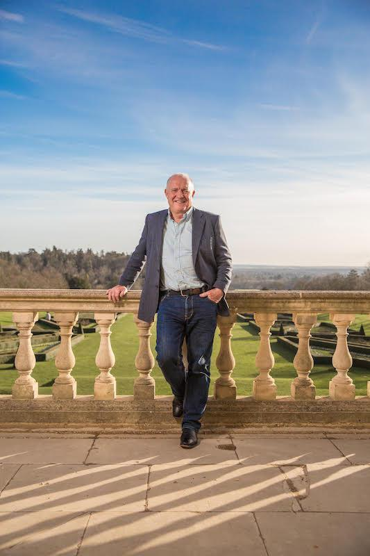 Rick Stein who has designed the delicious menus for the Sunset Cinema events