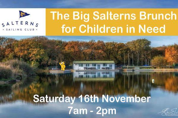 Lymington young sailors 24h Sail and Brunch for Children in Need