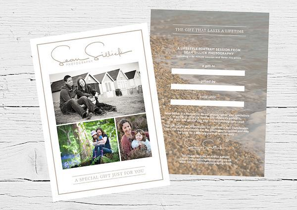 sillick photography gift certificate