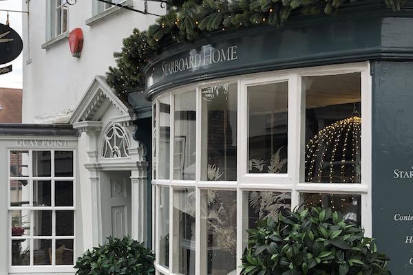 Lymington's fabulous home interiors and furnishings boutique