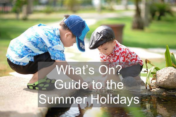 What's on in Lymington and the New Forest over the summer holidays