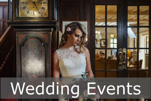 Wedding Showcases and Open Events in the New Forest
