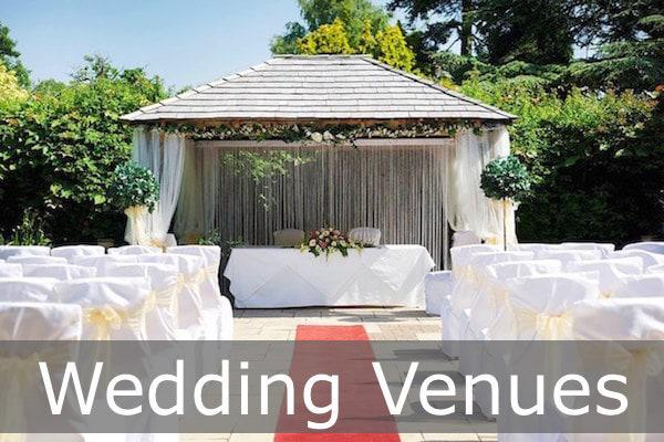 Wedding Venues in the New Forest area