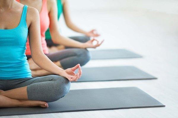 More yoga for everyone this autumn at the Natural Health Hub, Lymington, New Forest