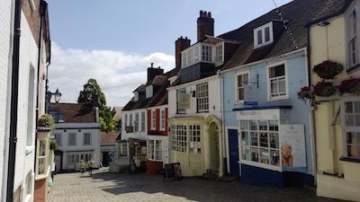 Lymington fifth most expensive seaside town