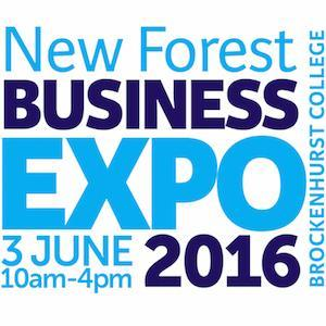 Celebration of New Forest Business at 2016 Expo at Brockenhurst College