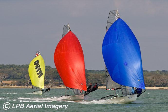 Sailing Championships in Lymington this weekend