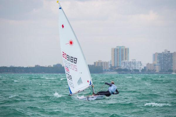 Lymington sailor announces return to Olympic circuit
