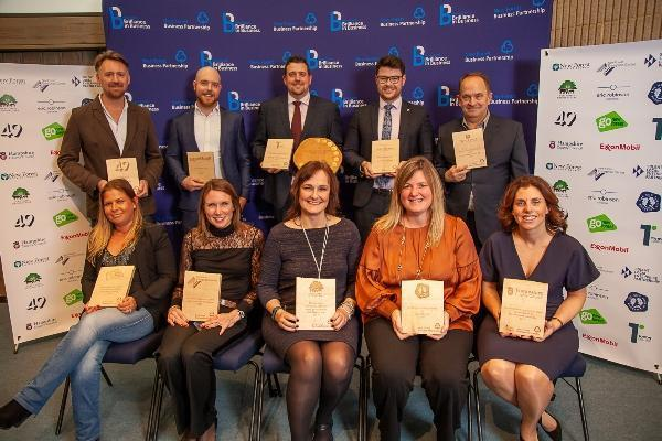 New Forest Brilliance in Business Awards 2019 - the winners
