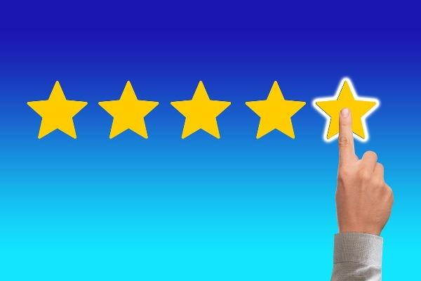5 star reviews to help local businesses