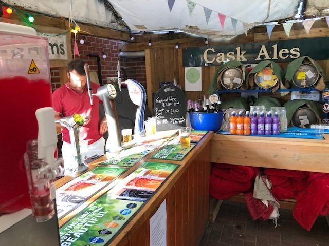 turfcutters arms 2019 beer festival