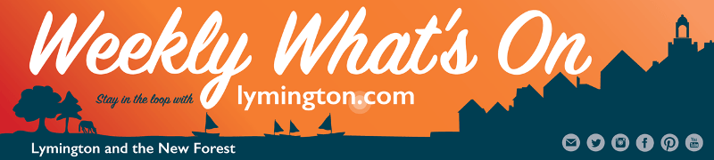 Weekly What's On from Lymington.com by Bartley Marketing