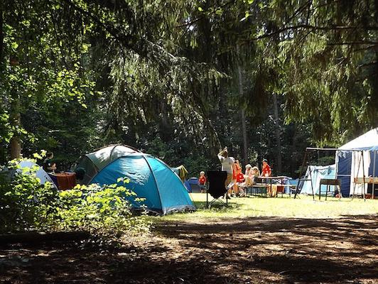 Campsites and Holiday Parks