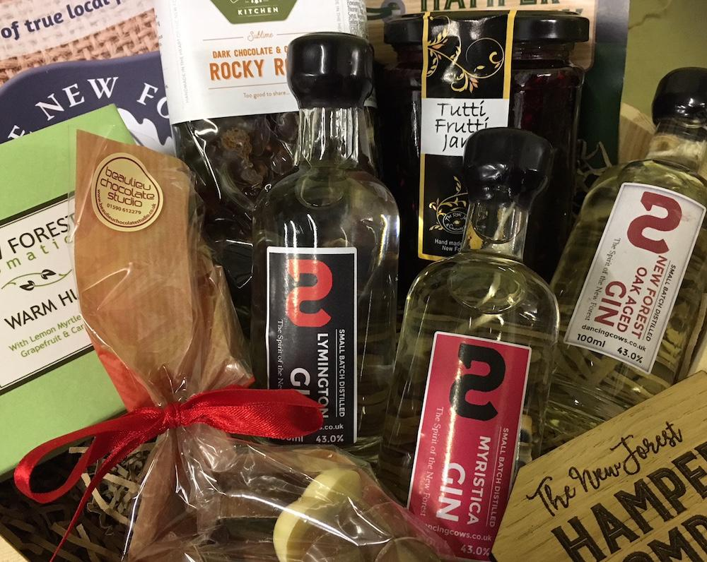 Appetite for Adventure hamper