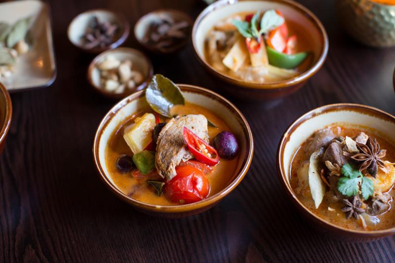 koh thai lymington curries