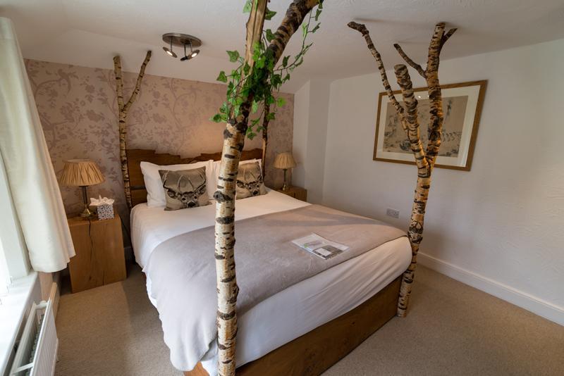Cottage Lodge Hotel - Brusher Mills room