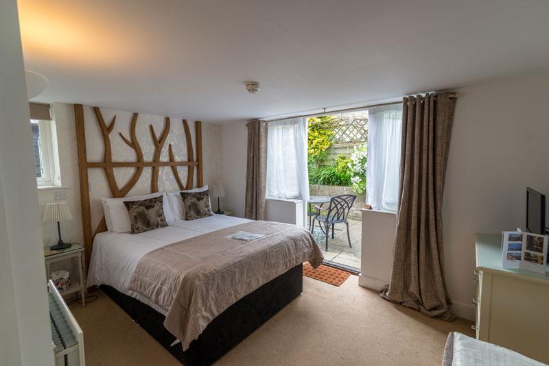 Cottage Lodge Hotel - Burley room