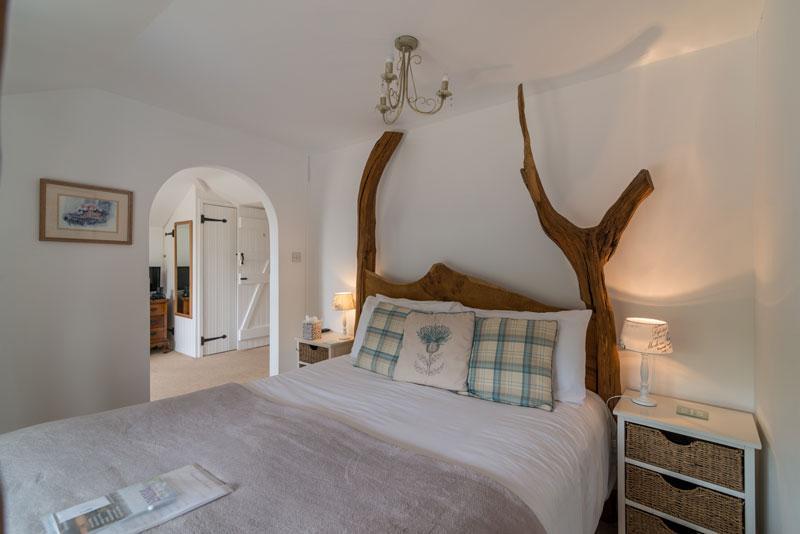 Cottage Lodge hotel - Exbury room