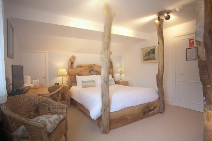 Cottage Lodge Hotel - Rhinefield room
