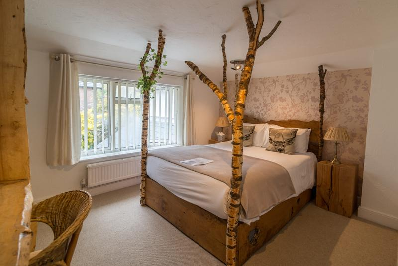 Cottage Lodge Hotel - Wilverley room