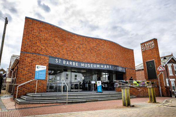 St Barbe Museum and Art Gallery