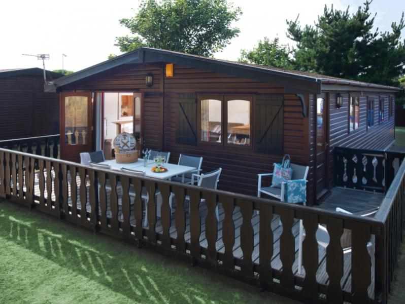 Shorefield Holidays Country Park - lodge holidays
