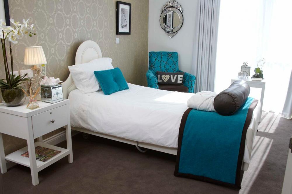 Gracewell of Sway bedroom