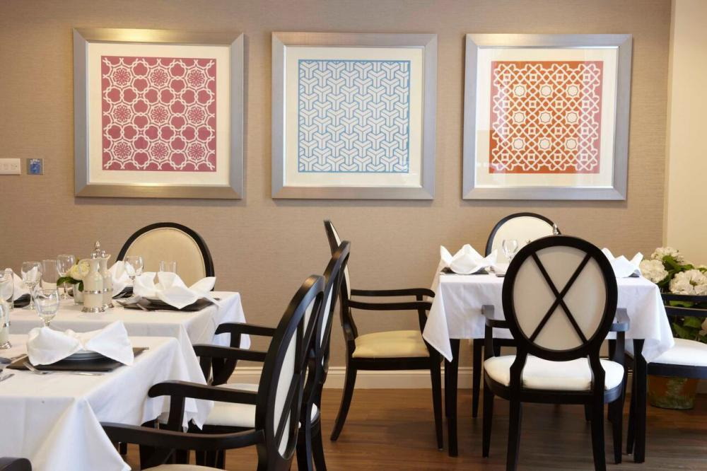 Gracewell of Sway dining room
