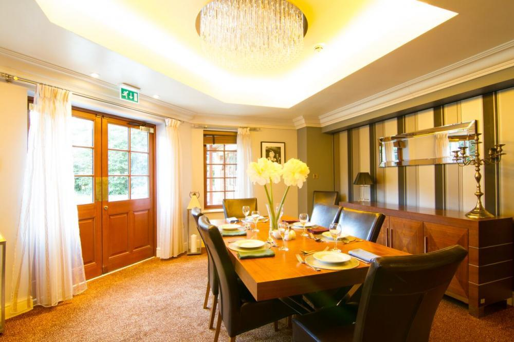 Gracewell of Sway private dining