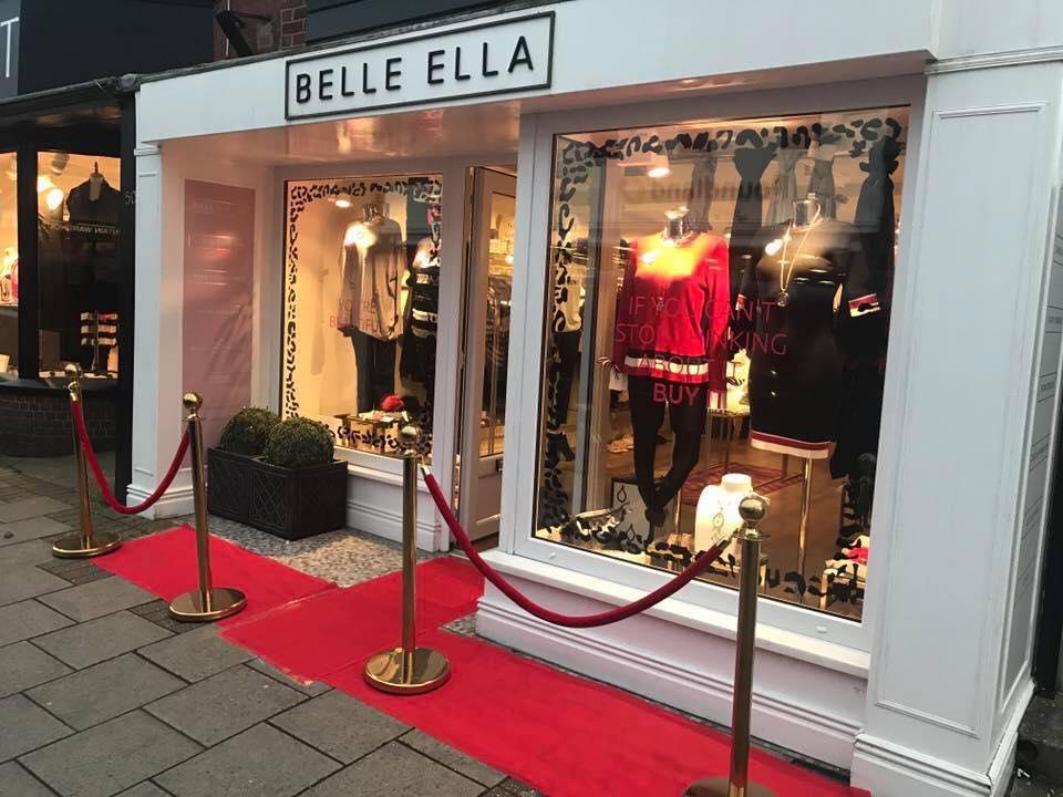Belle Ella High Street Boutique