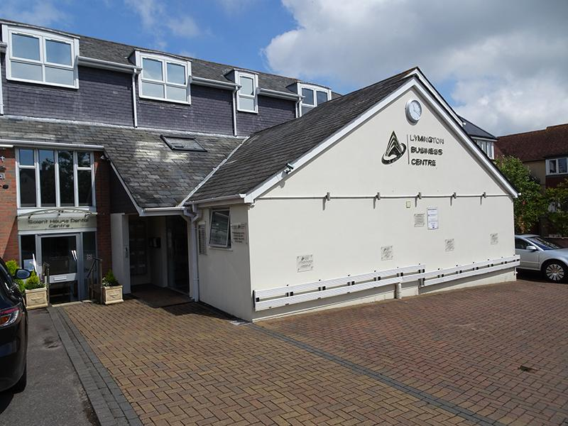 Ear Clinic Lymington Business Centre Cannon Street