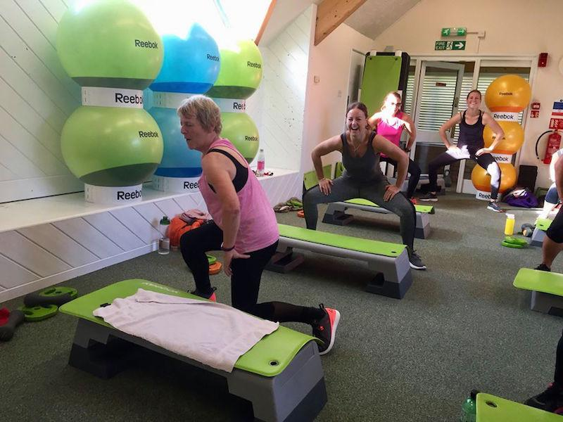 Body conditioning at Shape Up Fitness