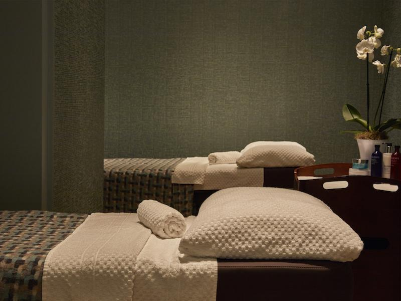 Dual Treatment Room at Rhinefield House Hotel New Forest