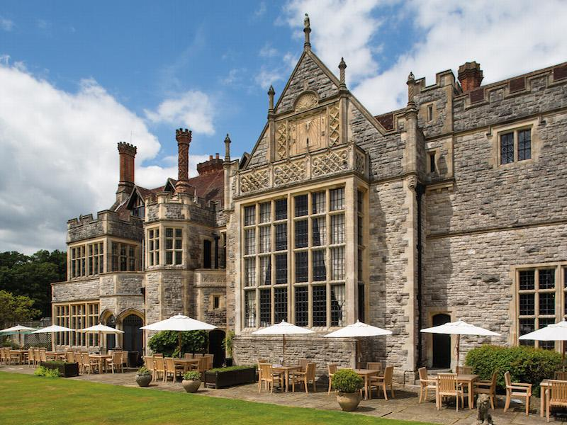 Rhinefield House Hotel New Forest