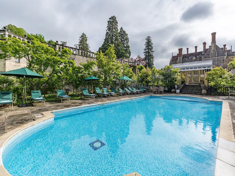 Rhinefield house hotel near brockenhurst - Hotels in brockenhurst with swimming pools ...