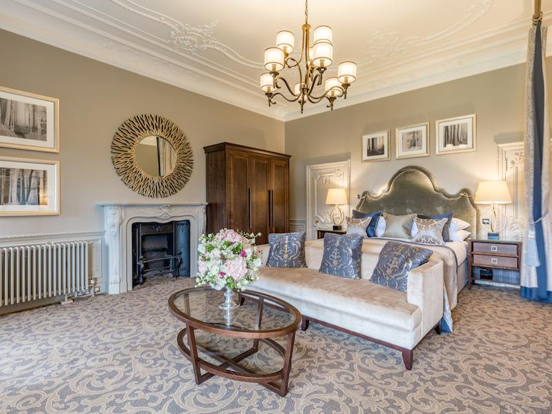 Suite at Rhinefield House Hotel New Forest