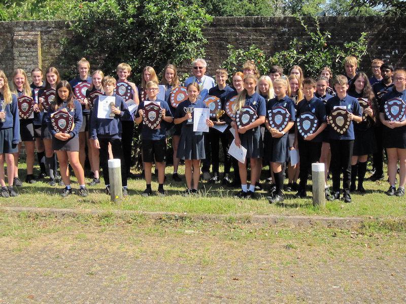 Awards at Priestlands School