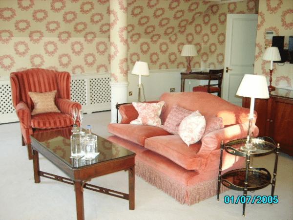 Peter Cooper Furniture Restoration, drawing room