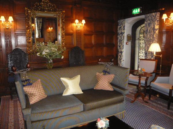Peter Cooper Furniture Restoration - sofa