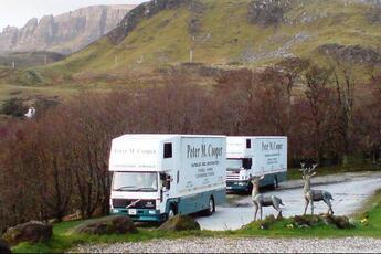 Peter Cooper Ltd Removals, Storage and Furniture Restoration