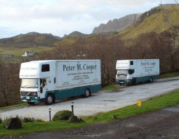 Peter Cooper Removals