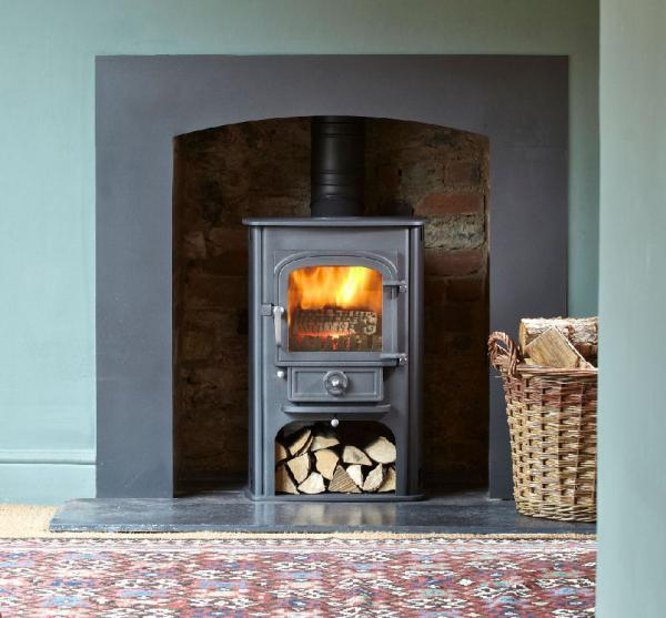 New Forest Wood Burning Centre - effective and beautiful heat - traditional style