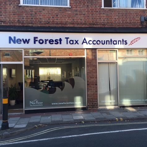 New Forest Tax Accountants on Queen Street