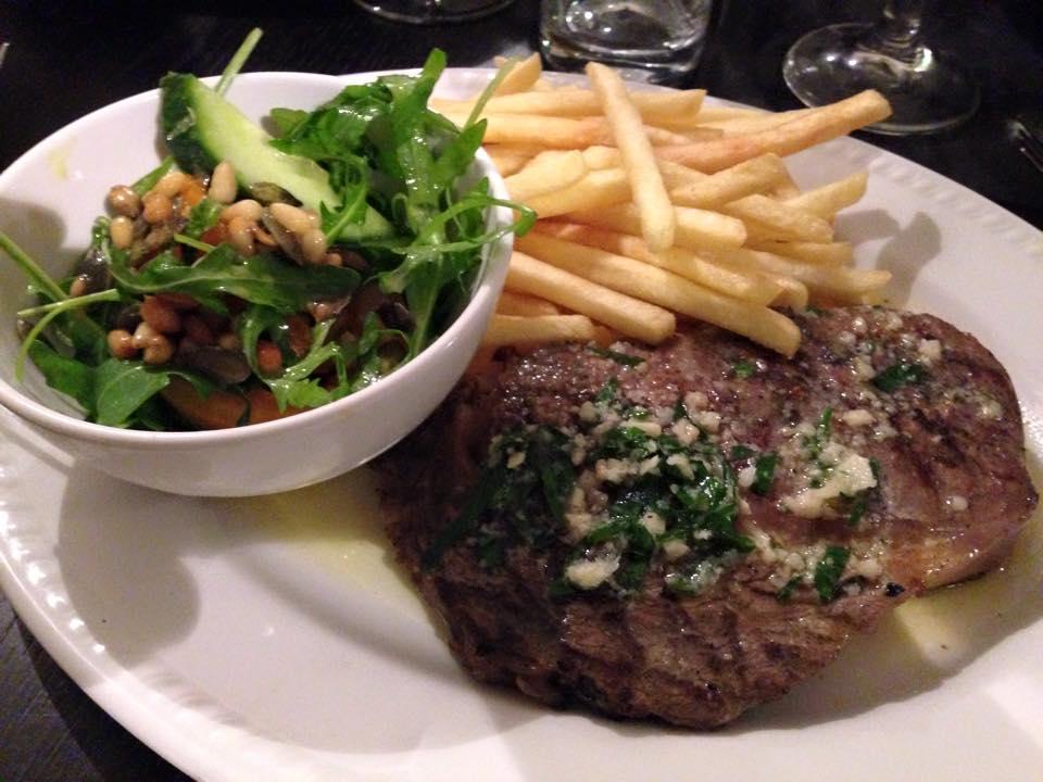 Steak nights on Thursday