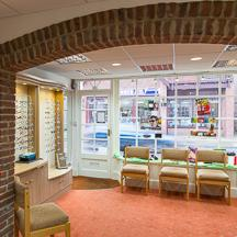 Hassan Hicks Opticians Lymington